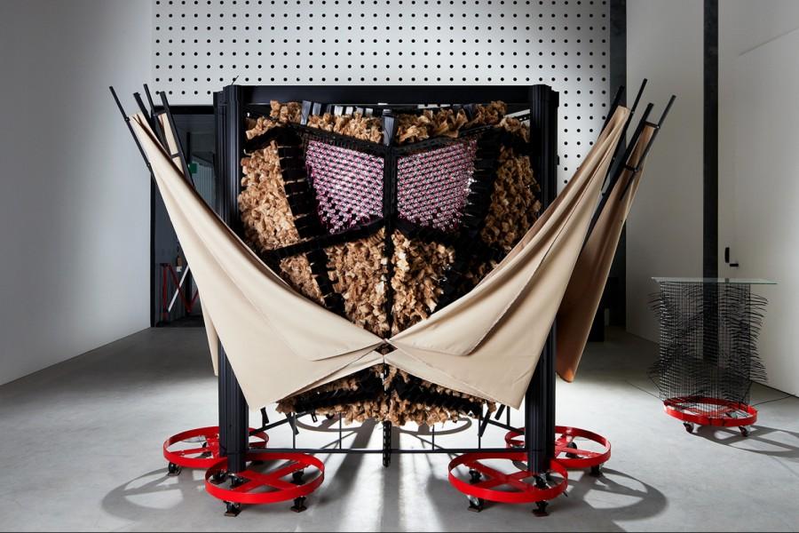 2012 The Forever Gazebo, installation/ sculpture, PhD Exhibition, RMIT Design Hub Gallery (Melbourne