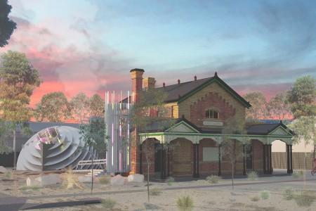 Warracknabeal Courthouse